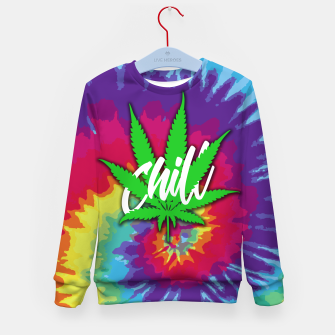 Miniature de image de Chill Vibes Kid's sweater, Live Heroes
