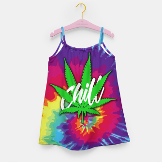 Miniature de image de Chill Vibes Girl's dress, Live Heroes