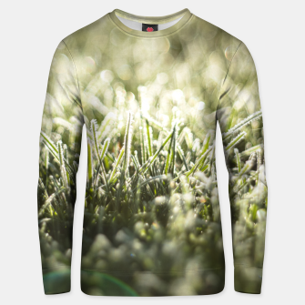 Thumbnail image of frozen #1 Unisex sweater, Live Heroes