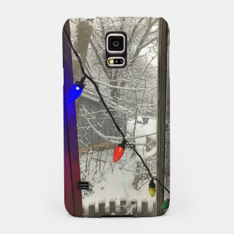 Home For The Holidays Samsung Case imagen en miniatura