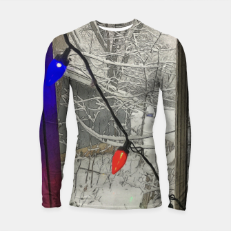 Home For The Holidays Longsleeve rashguard  imagen en miniatura