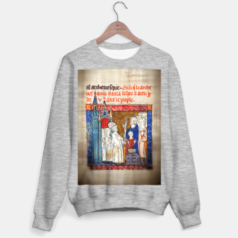 Thumbnail image of Medieval Arthur Legend Sweater regular, Live Heroes