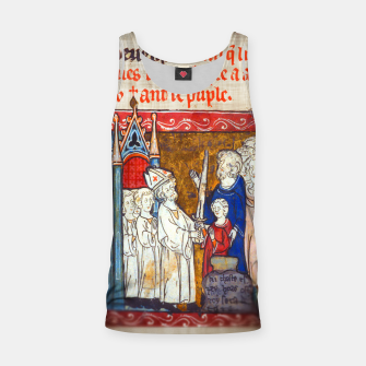 Thumbnail image of Medieval Arthur Legend Tank Top, Live Heroes