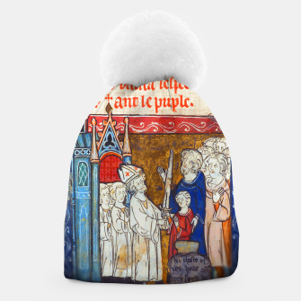 Thumbnail image of Medieval Arthur Legend Beanie, Live Heroes