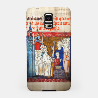 Thumbnail image of Medieval Arthur Legend Samsung Case, Live Heroes