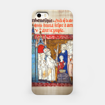 Thumbnail image of Medieval Arthur Legend iPhone Case, Live Heroes