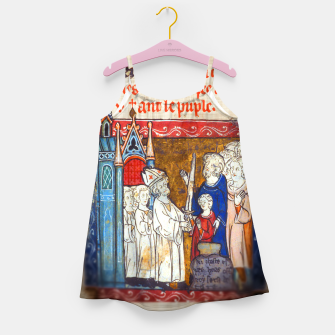 Thumbnail image of Medieval Arthur Legend Girl's dress, Live Heroes