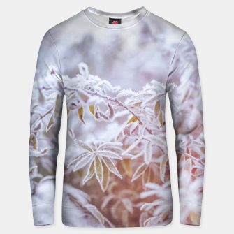 Thumbnail image of cold #1 Unisex sweater, Live Heroes