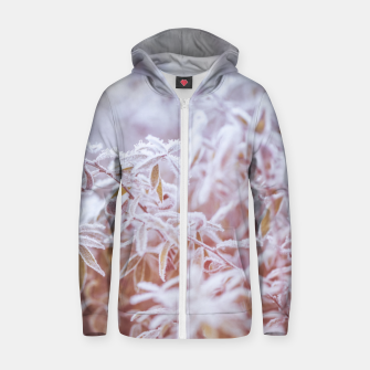 cold #1 Zip up hoodie thumbnail image