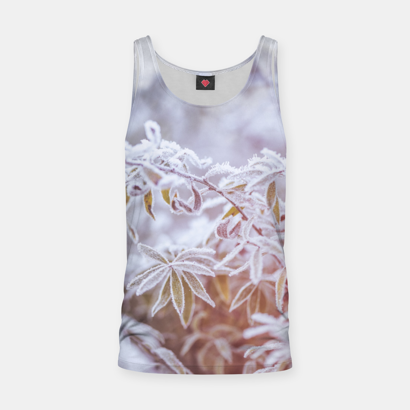 Image of cold #1 Tank Top - Live Heroes
