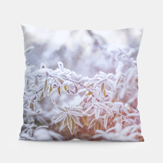 Thumbnail image of cold #1 Pillow, Live Heroes