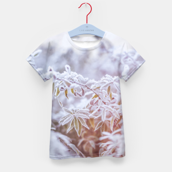 Thumbnail image of cold #1 Kid's t-shirt, Live Heroes