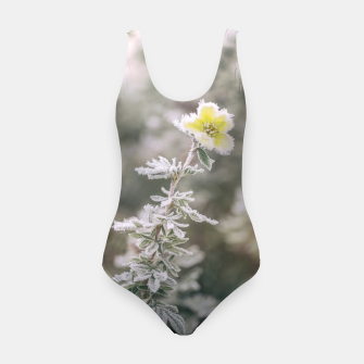 Thumbnail image of a frozen flower #1 Swimsuit, Live Heroes
