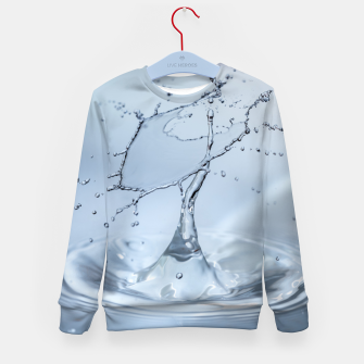 Thumbnail image of waterworld #1 Kid's sweater, Live Heroes
