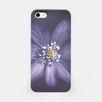 Thumbnail image of flowerpower #1 iPhone Case, Live Heroes