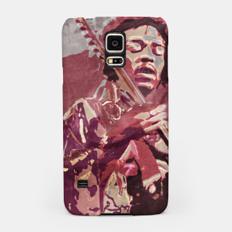 Thumbnail image of Hypnotic guitar Samsung Case, Live Heroes