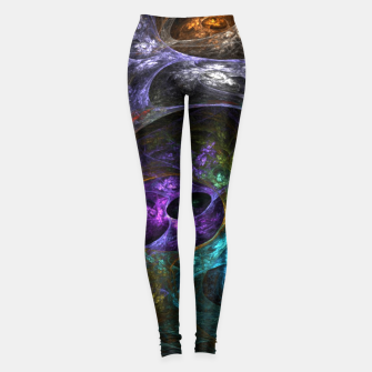 Thumbnail image of Abstracted Leggings, Live Heroes