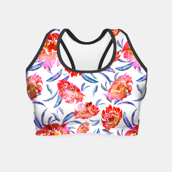 Thumbnail image of Surface of Love Crop Top, Live Heroes