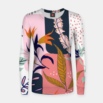 Thumbnail image of Mood Women sweater, Live Heroes