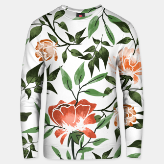 Thumbnail image of Floral Feels Unisex sweater, Live Heroes