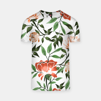 Thumbnail image of Floral Feels T-shirt, Live Heroes
