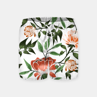 Thumbnail image of Floral Feels Swim Shorts, Live Heroes