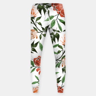 Thumbnail image of Floral Feels Sweatpants, Live Heroes