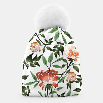 Thumbnail image of Floral Feels Beanie, Live Heroes