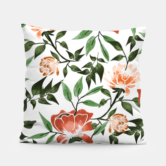 Thumbnail image of Floral Feels Pillow, Live Heroes