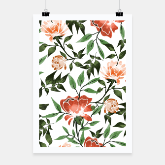 Thumbnail image of Floral Feels Poster, Live Heroes