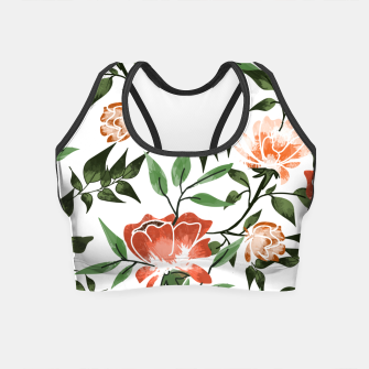 Thumbnail image of Floral Feels Crop Top, Live Heroes