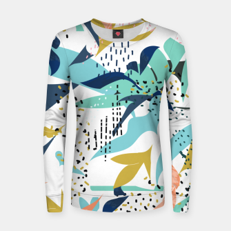 Thumbnail image of Art and Soul Women sweater, Live Heroes