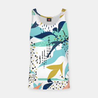 Thumbnail image of Art and Soul Tank Top, Live Heroes