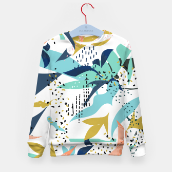 Thumbnail image of Art and Soul Kid's sweater, Live Heroes