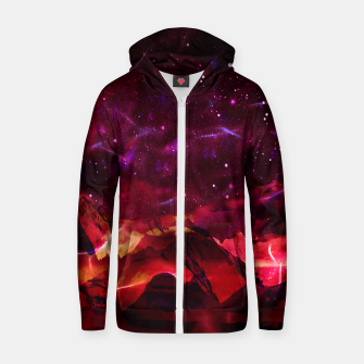 Thumbnail image of Red Mountain Hoodie, Live Heroes
