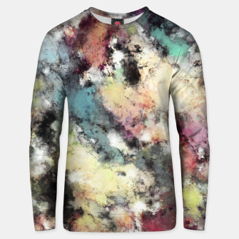 Thumbnail image of An uncertain barrier Unisex sweater, Live Heroes