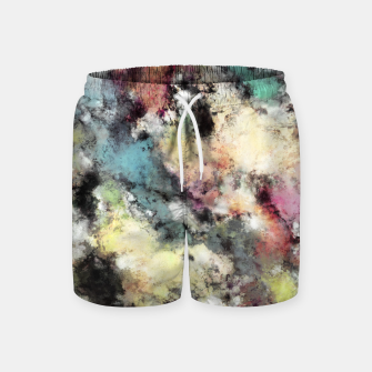 Thumbnail image of An uncertain barrier Swim Shorts, Live Heroes