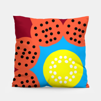 Thumbnail image of Apple-8 Pillow, Live Heroes