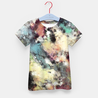 Thumbnail image of An uncertain barrier Kid's t-shirt, Live Heroes
