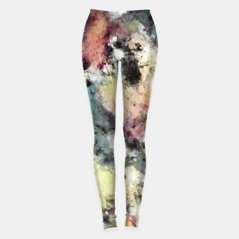 Thumbnail image of An uncertain barrier Leggings, Live Heroes