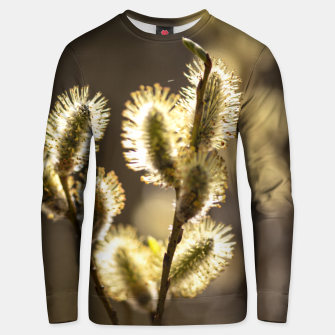 Thumbnail image of willow tree #1 Unisex sweater, Live Heroes