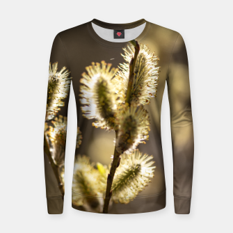 Thumbnail image of willow tree #1 Women sweater, Live Heroes