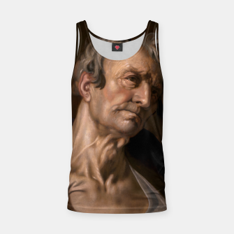 Thumbnail image of Head of an Old Man by Abraham Bloemaert Tank Top, Live Heroes