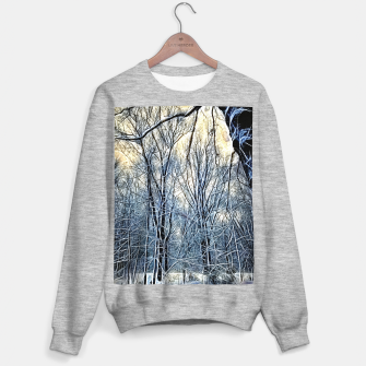Thumbnail image of 4 oclock Winter landscape Sweater regular, Live Heroes