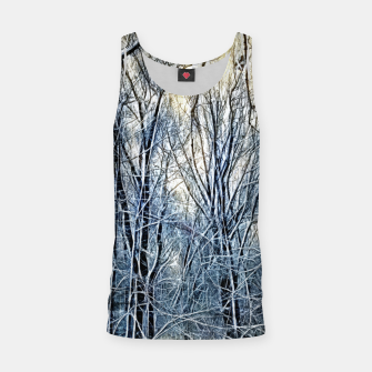 Thumbnail image of 4 oclock Winter landscape Tank Top, Live Heroes
