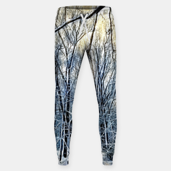 Thumbnail image of 4 oclock Winter landscape Sweatpants, Live Heroes