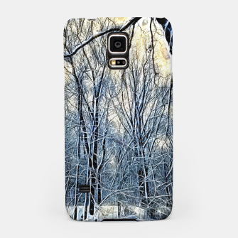 Thumbnail image of 4 oclock Winter landscape Samsung Case, Live Heroes