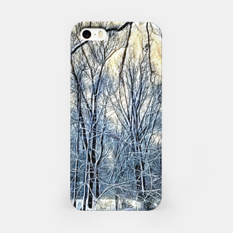 Thumbnail image of 4 oclock Winter landscape iPhone Case, Live Heroes