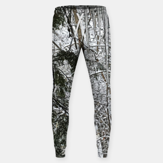 Thumbnail image of Icicles on The tree Sweatpants, Live Heroes