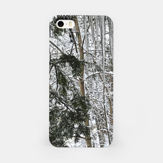 Thumbnail image of Icicles on The tree iPhone Case, Live Heroes